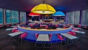 Electric Umbrella, Epcot Center