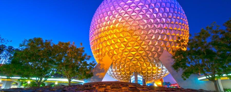 Disney's Epcot Center Orlando