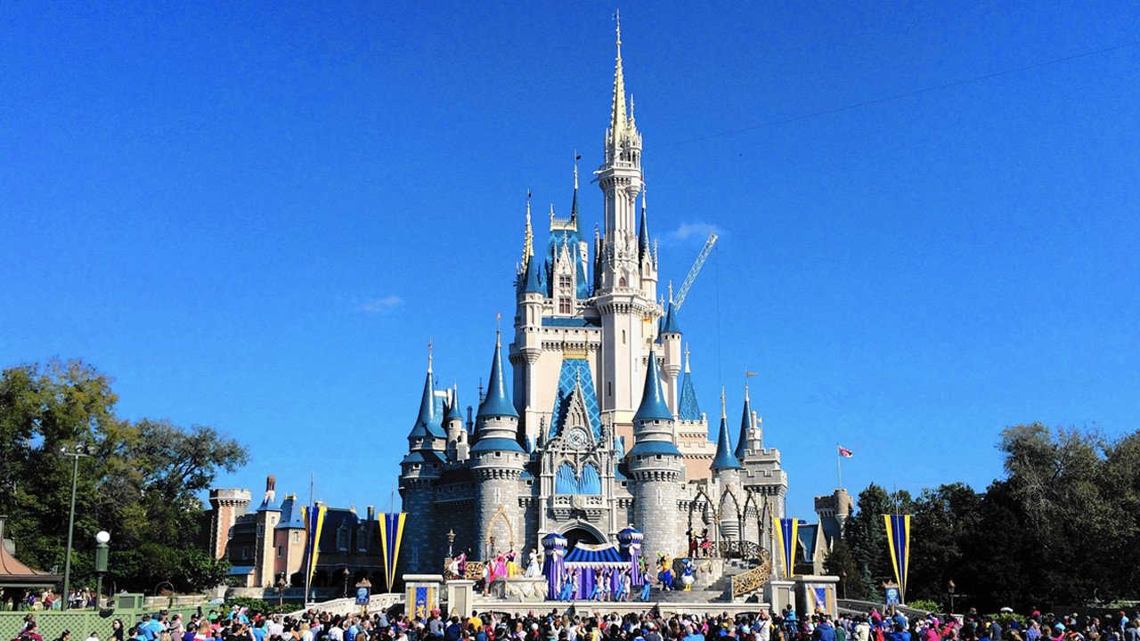 Disney's Magic Kingdom Park Orlando Florida