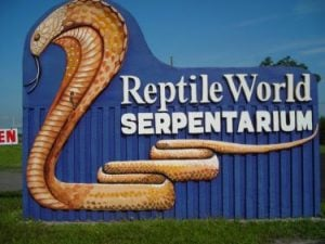 Reptile World Serpentarium Florida