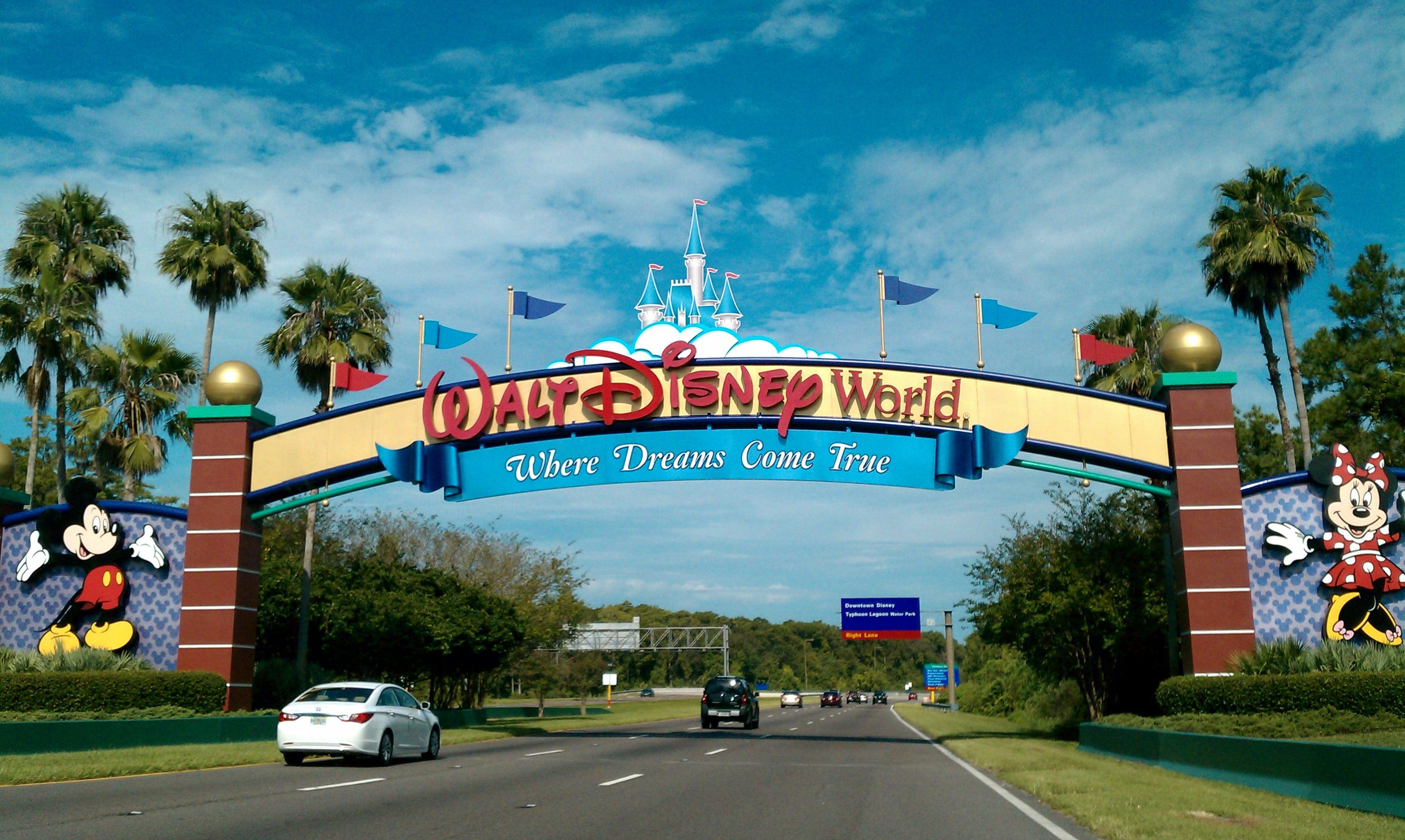 Walt Disney World Resort Florida