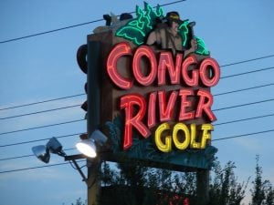 Congo River Golf Kissimmee
