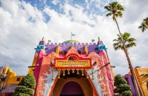 Dragon Fire Grill and Pub at Pantopia