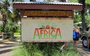 Edge of Africa Region at Busch Gardens Tampa Bay
