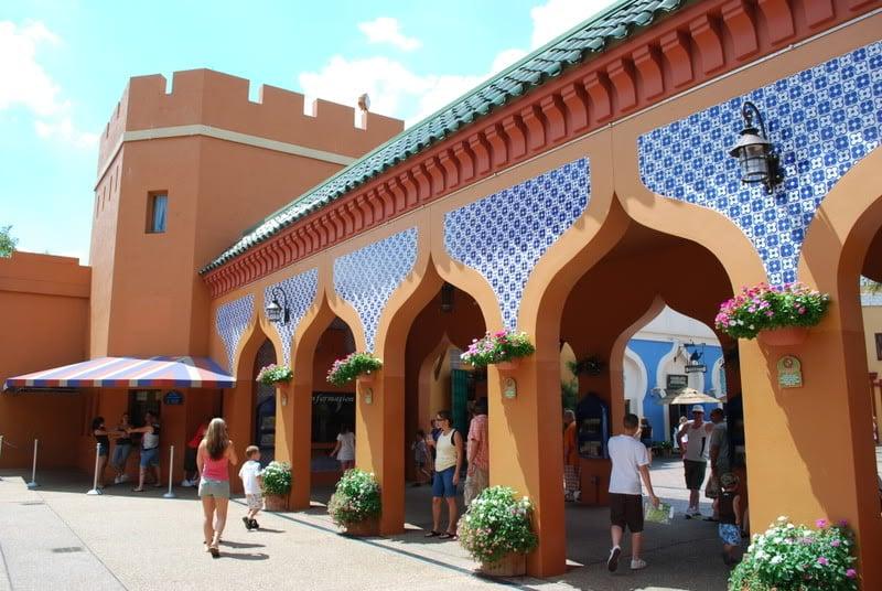 Morocco Region at Busch Gardens Tampa Bay