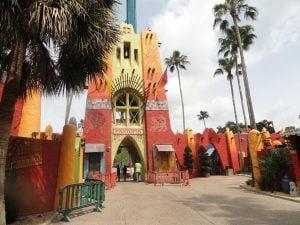 Pantopia Region at Busch Gardens Tampa Bay