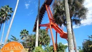 Phoenix Swing Ship at Pantopia