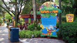 Sesame Street Region at Busch Gardens Tampa Bay