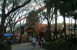 Stanleyville Region at Busch Gardens Tampa Bay