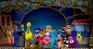 Sunny Day Theater at Sesame Street Safari of Fun