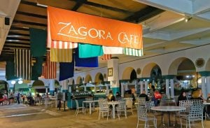 Zagora Cafe Dining at Morocco Region