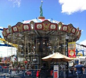 Carousel at FSA Orlando
