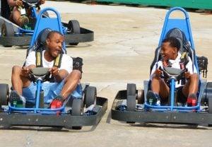 Commander Go Karts at Fun Spot America Orlando