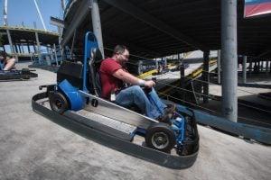 Conquest Go Karts at Fun Spot America Orlando