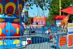 Kiddie Swing at FSA Orlando