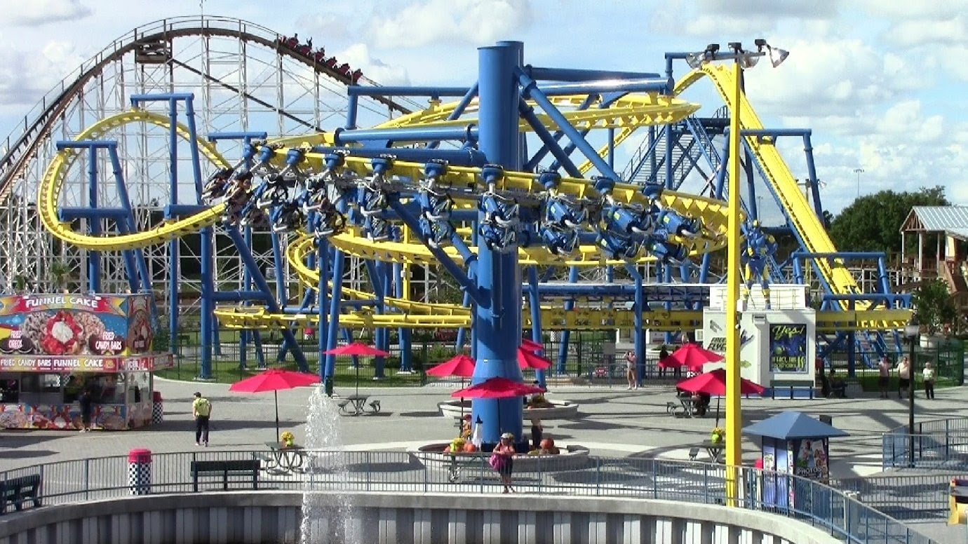 fun Spot America Theme Park in Orlando
