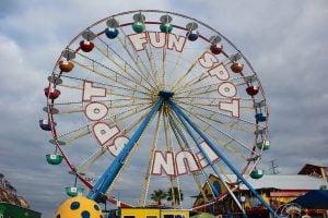 Revolver at Fun Spot America Orlando
