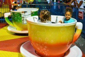 Tea Cups at FSA Orlando
