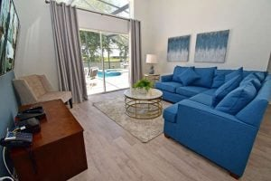 East View Solana Resort Living Space