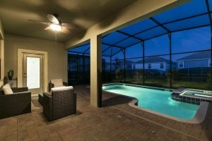 Luxury Retreat Pool and Bubbling Spa