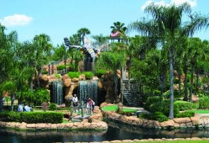 Mighty Jungle Golf, kissimmee