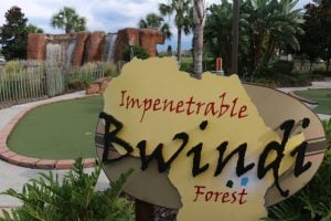 Bwindi Impenetrable Forest Course at Mighty Jungle Golf