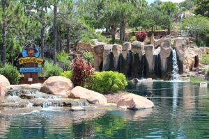 Pirate's Cove Adventure Golf Lake Buena Vista