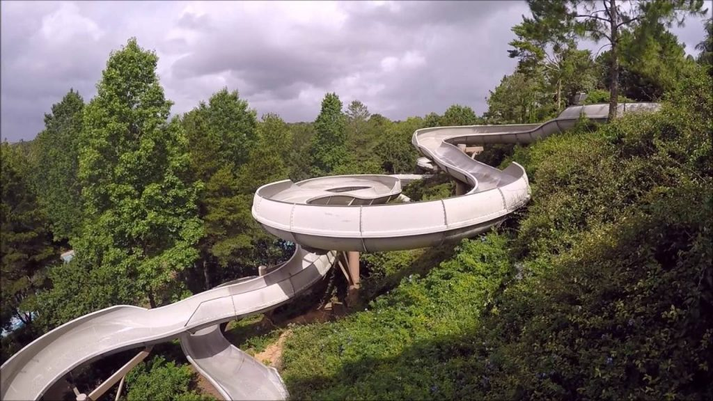Red Slope Attractions at Disney's Blizzard Beach