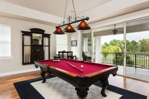 The Sunshine House Games Room