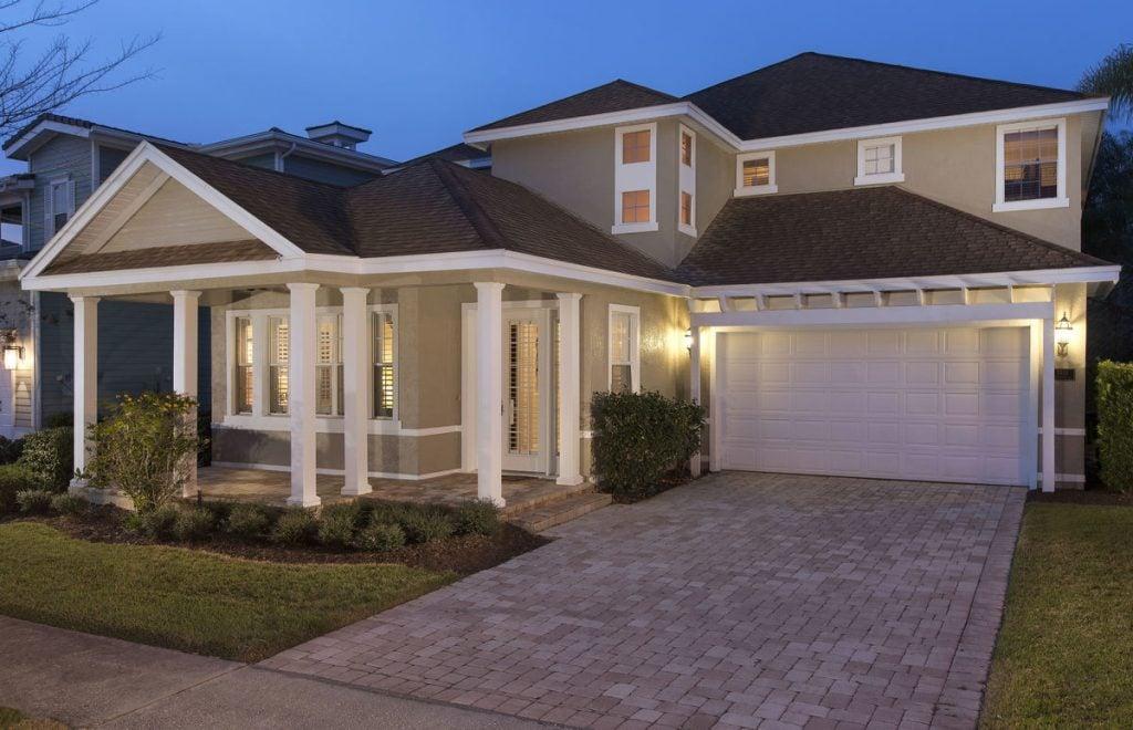 The Sunshine House at Reunion Resort Florida
