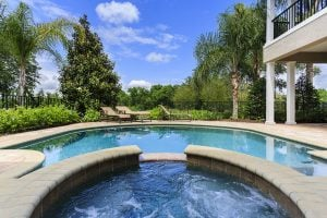 The Sunshine House Pool and Patio