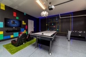 Westside Paradise Games Room