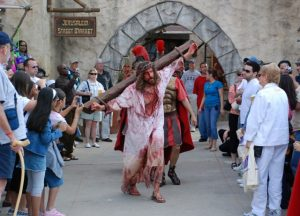 Holy Land Experience - Live Exhibits and Re-enactments