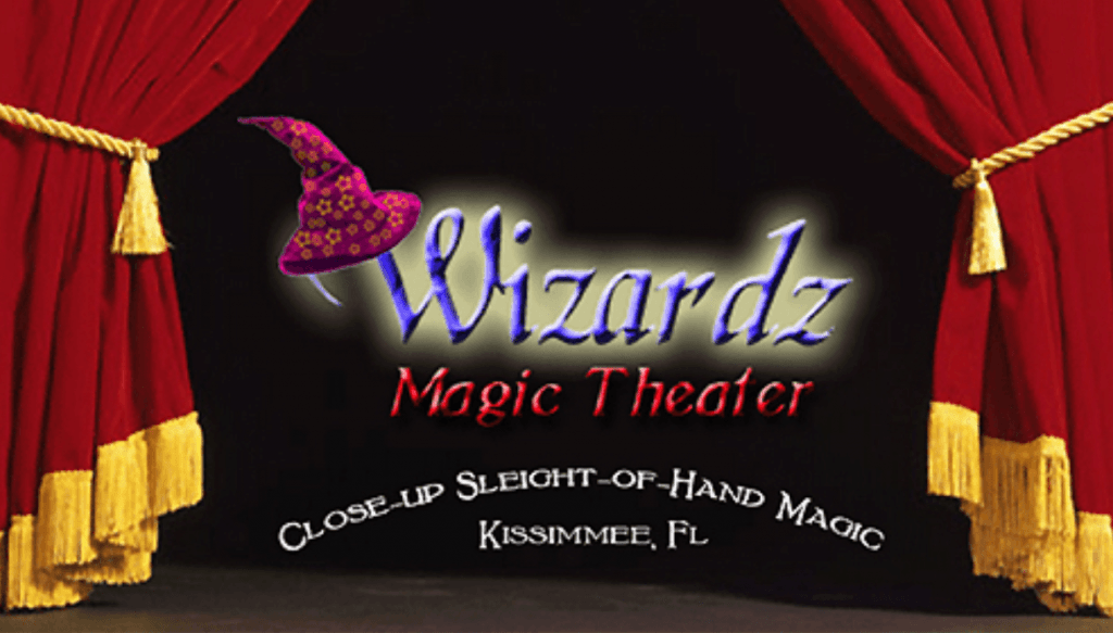 Wizardz Magic Theater Orlando