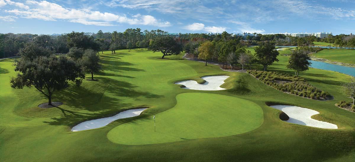 Grande Vista Golf Club - Orlando Florida