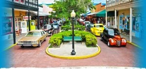 Old Town Kissimmee Attractions