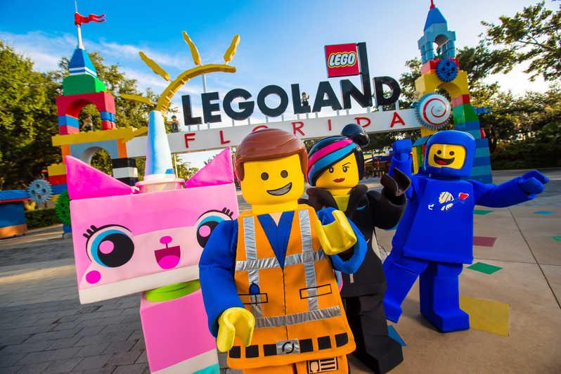 The Beginning Legoland Florida - Guide to Florida Theme Parks