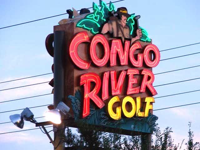 Congo River Golf