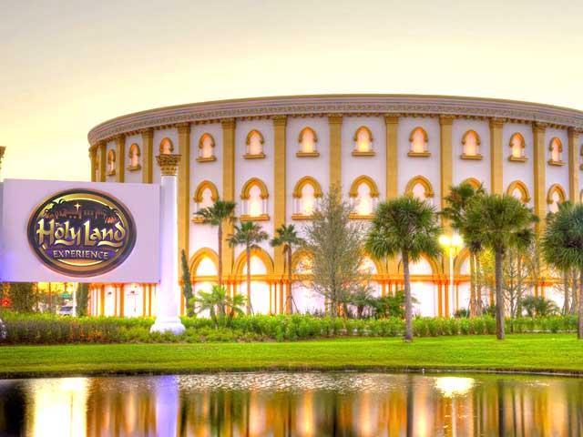 The Holy Land Experience Florida