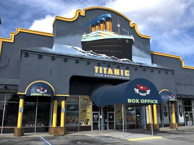 Titanic: The Artifact Exhibition in Orlando