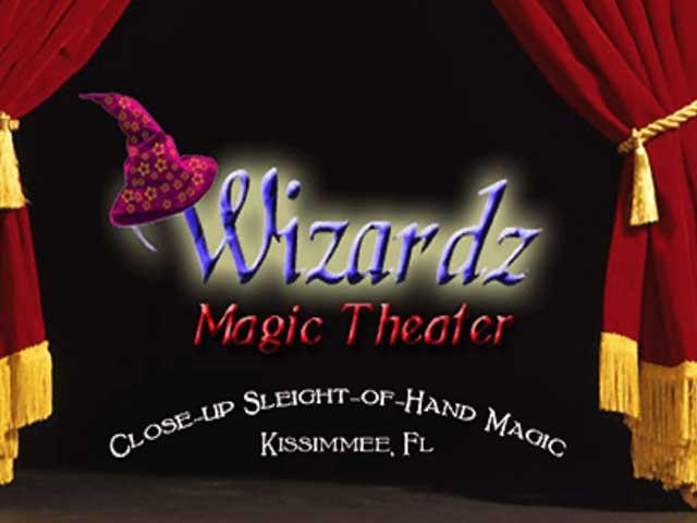 Wizardz Magic Theater Orlando