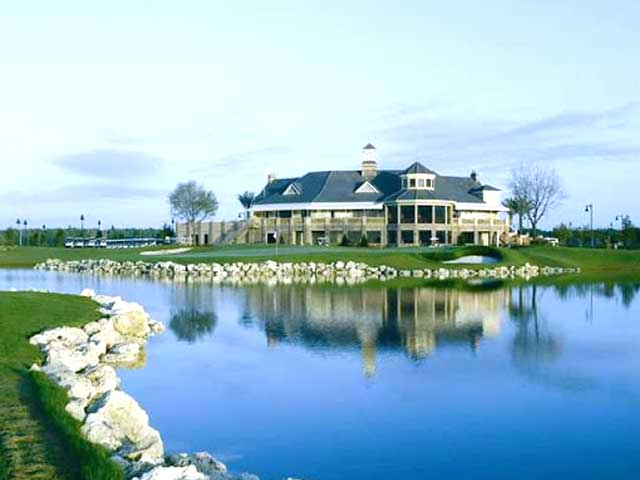Eagle Creek Golf Course - Clubhouse