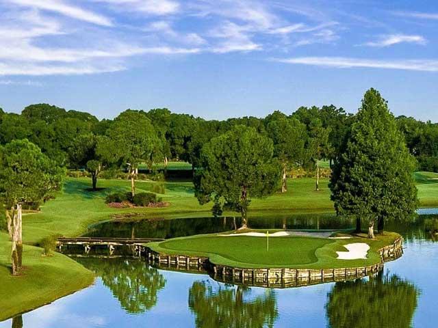 Grand Cypress Golf Course – Orlando Florida