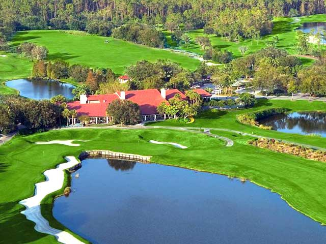 Grand Cypress Clubhouse