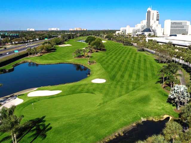 Hawks Landing Golf Course – Orlando Florida