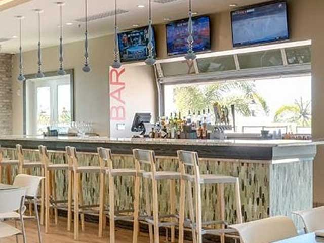 Clubhouse dining at Reunion Resort Florida