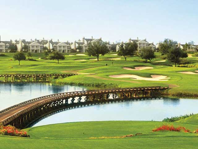 Reunion Resort Golf - Three beautiful courses