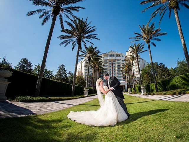 Weddings at Reunion Resort Florida
