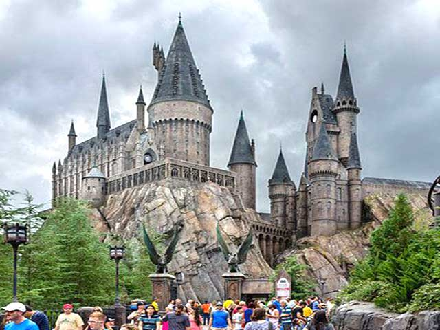 Universal Harry Potter