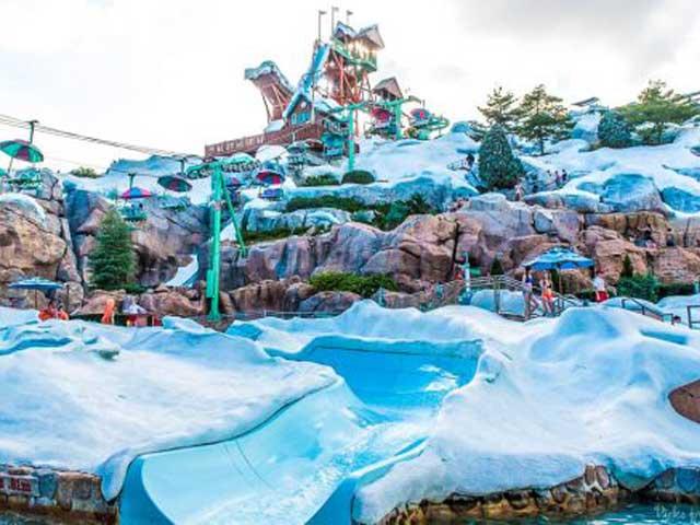 Walt Disney Blizzard Beach